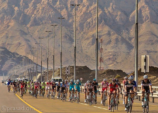 Tour of Oman Circa 2014 | © Prasad Pillai / Flickr