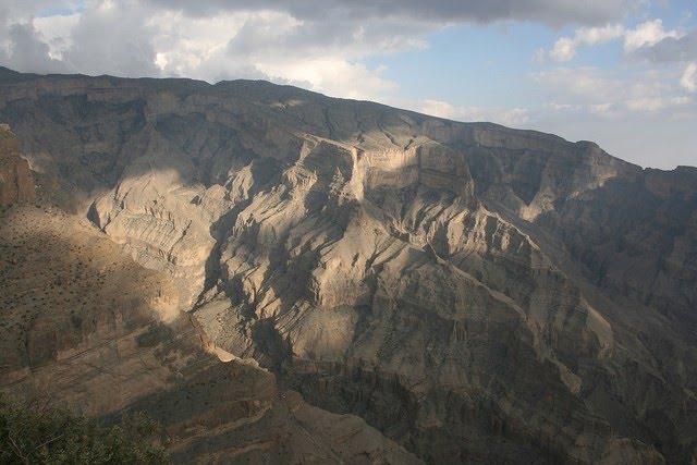 On top of Jebel Shams | © Marco Zanferrari / Flickr